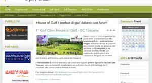 Nuova grafica House of Golf