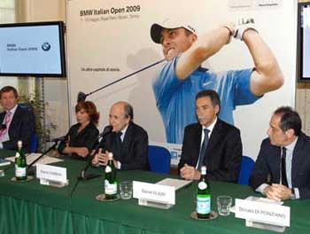 Presentazione Open Torino 2009