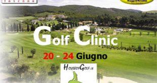 Giugno Golf Clinic - Toscana Il Pelagone