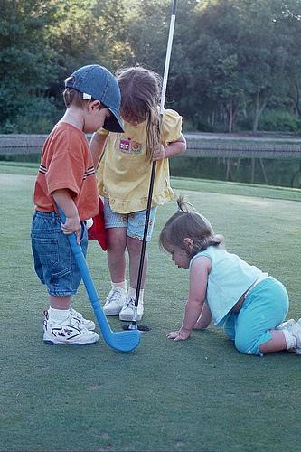 Golf di gruppo