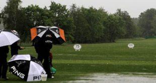 Pro Am annullata causa pioggia