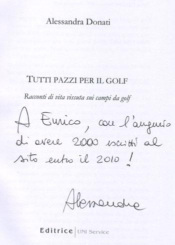 Dedica House of Golf