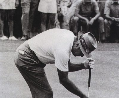 Sam Snead - Putt all'amazzone