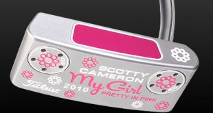 Scotty Cameron My Girl Pretti in Pink