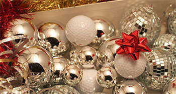 Golf e Regali di Natale