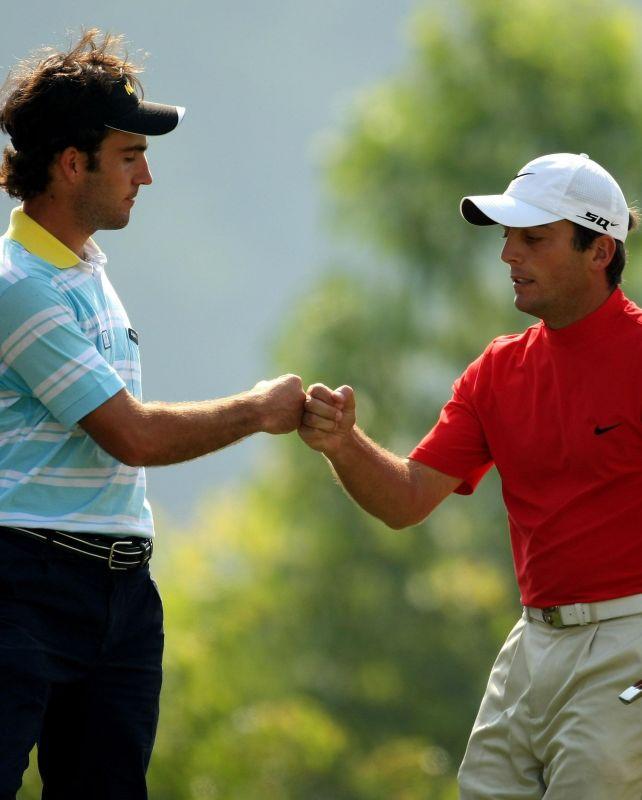 Golf Stagione 2010 Fratelli Molinari