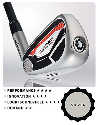POWERBILT AIR FORCE ONE HYBRID IRON N7