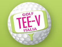 Golf Tee-V Italia