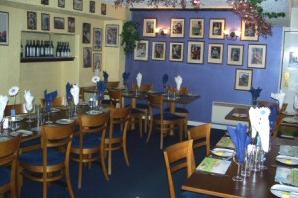 The Claret Jug Restaurant