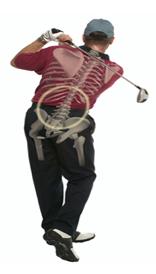 Golf e schiena