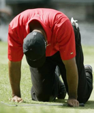 Tiger Woods infortunio