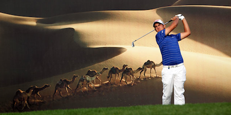 European Tour - Abu Dhabi Championship