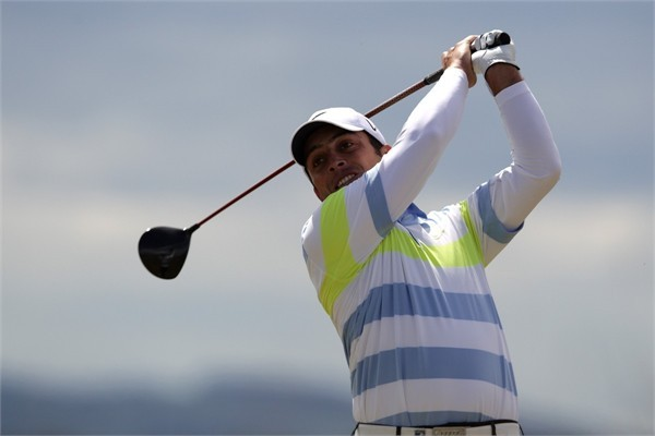 Scottish Open 2012 - Francesco Molinari