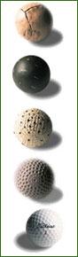 Storia della pallina da golf