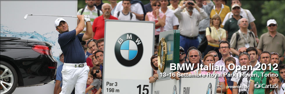 BMW Italian Open