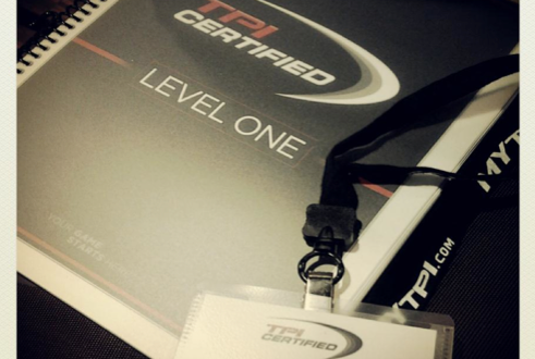 Golf TPI Certified by Titleist