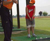 La scelta del maestro di Golf