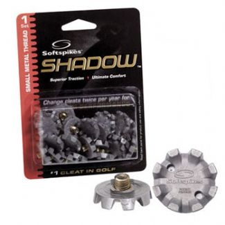 Soft Spikes Shadow Metal Thread