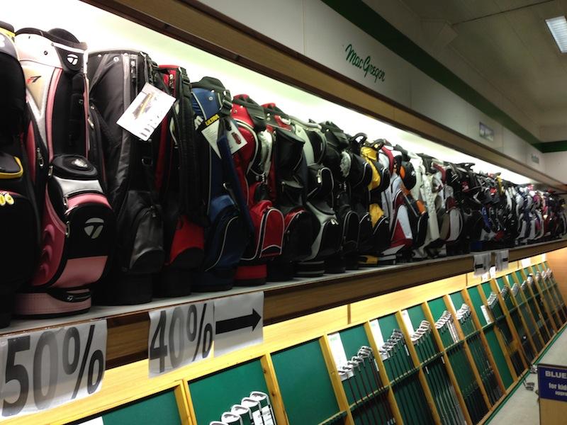 Sacche da golf