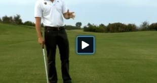Video regole del golf - Palla su placca dei 100 metri