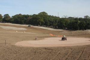 Costruire campo da golf