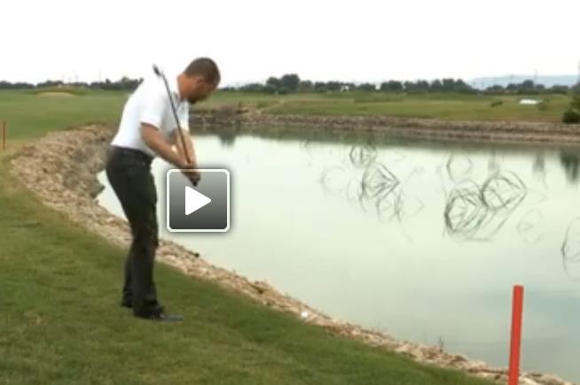Video Regole di golf - Ostacolo d'acqua laterale