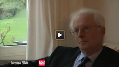 Intervista al Presidente Lorenzo Silva sull'Open d'Italia 2013
