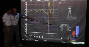 Analisi biomeccanica dello swing