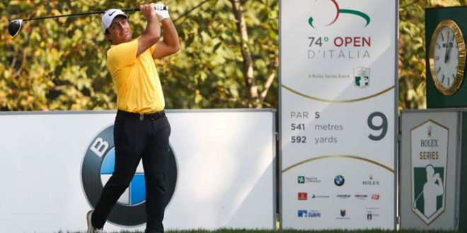 Francesco Molinari Open Italia 2017
